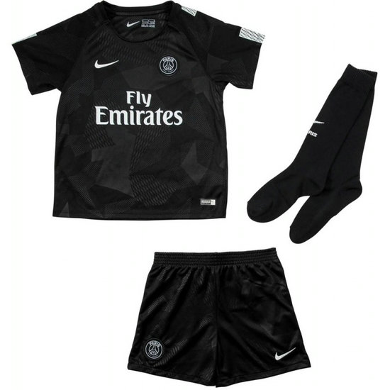 Ensemble Foot PSG Paris Saint Germain Enfant 2017/2018 Third