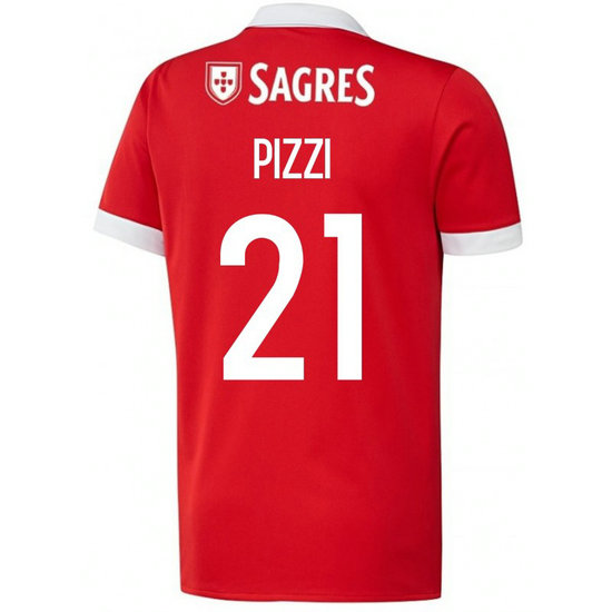 Maillot Benfica PIZZI 2017/2018 Domicile