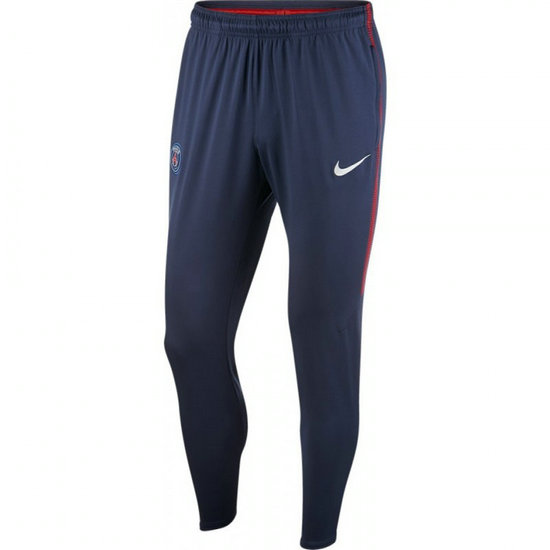Pantalon Foot PSG Paris Saint Germain 2017/2018 Homme Marine