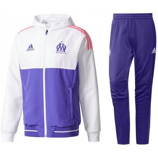 Collection Survetement Football OM Marseille