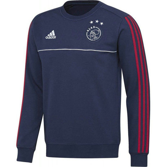 Sweat Foot Ajax 2017/2018 Homme W-Marine