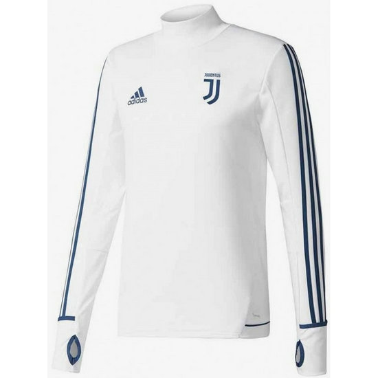 Sweat Foot Juventus 2017/2018 Homme Blanc