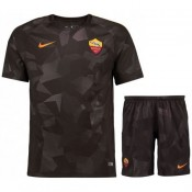 Ensemble Foot AS Roma Adulte 2017/2018 Third Commerce De Gros