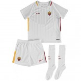 Ensemble Foot AS Roma Enfant 201/2018 Extérieur Site Officiel France