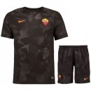 Ensemble Foot AS Roma Junior 2017/2018 Third Original