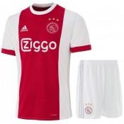 Ensemble Foot Ajax Junior 2017/2018 Domicile Vente En Ligne