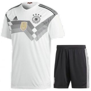 Ensemble Foot Allemagne Enfant Domicile 2018/2019 Coupe Du Monde Lyon
