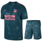 Ensemble Foot Atletico Madrid Junior 2017/2018 Third Promo prix