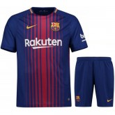 Original Ensemble Foot Barcelone Adulte 2017/2018 Domicile
