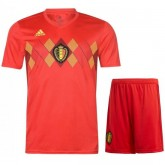 Ensemble Foot Belgique Adulte Domicile 2018/2019 Coupe Du Monde Magasin Paris