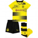 Officielle Ensemble Foot Dortmund BVB Enfant 2017/2018 Domicile