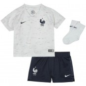 Achat Nouveau Ensemble Foot Equipe de France Bébé Extérieur 2018/2019 Coupe du Monde