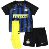 Solde Ensemble Foot Inter Milan Enfant 2016/2017 Domicile