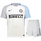 En ligne Ensemble Foot Inter Milan Junior 2017/2018 Extérieur