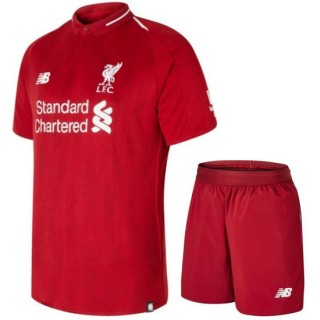 Ensemble Foot Liverpool Adulte 2018/2019 Domicile Paris Boutique