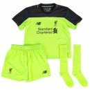 2018 Nouvelle Ensemble Foot Liverpool Enfant 2016/2017 Third