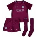 La Collection 2018 Ensemble Foot Manchester City Enfant 2017/2018 Extérieur