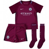 La Collection 2018 Ensemble Foot Manchester City Enfant 2017/2018 Extérieur