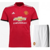 Ensemble Foot Manchester United Adulte 2017/2018 Maillot Short Domicile Promotions