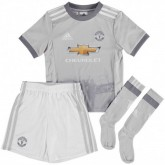 Ensemble Foot Manchester United Enfant 2017/018 Third France Magasin