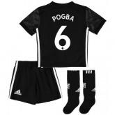 Ensemble Foot Manchester United Enfant POGBA 2017/2018 Extérieur Escompte En Lgine