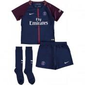 Acheter Ensemble Foot PSG Paris Saint Germain Enfant 2017/2018 Domicile