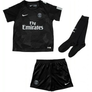 Vente Privee Ensemble Foot PSG Paris Saint Germain Enfant 2017/2018 Third