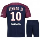 Ensemble Foot PSG Paris Saint Germain NEYMAR Adulte 2017/2018 Domicile Promos
