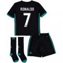 Soldes Ensemble Foot Real Madrid Enfant RONALDO 2017/2018 Extérieur