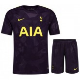 Ensemble Foot Tottenham Junior 2017/2018 Third Vente En Ligne
