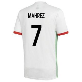 Maillot Algerie MAHREZ Domicile 2018/2019 Boutique En Ligne