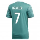 Acheter Nouveau Maillot Allemagne Enfant DRAXLER Extérieur 2018/2019 Coupe du Monde En Ligne