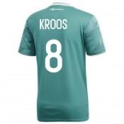 Maillot Allemagne Enfant KROOS Extérieur 2018/2019 Coupe du Monde Remise prix