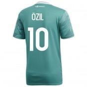 Maillot Allemagne Enfant ÖZIL Extérieur 2018/2019 Coupe du Monde Original