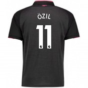 Mode Maillot Arsenal OZIL 2017/2018 Third