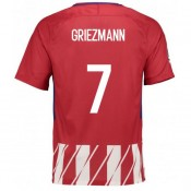 Boutique officielleMaillot Atletico Madrid Enfant GRIEZMANN 2017/2018 Domicile