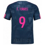 Maillot Atletico Madrid TORRES 2017/2018 Third Promotions
