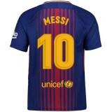 Maillot Barcelone Enfant MESSI 2017/2018 Domicile Remise Nice