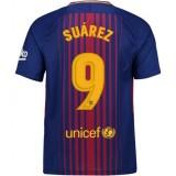 Maillot Barcelone Enfant SUAREZ 2017/2018 Domicile à Vendre
