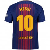 Boutique officielleMaillot Barcelone MESSI 2017/2018 Domicile