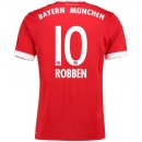 Authentique Maillot Bayern ROBBEN 2017/2018 Domicile