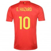 Achat de Maillot Belgique Enfant HAZARD Domicile 2018/2019 Coupe du Monde