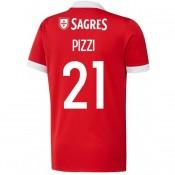 Maillot Benfica PIZZI 2017/2018 Domicile Pas Chere