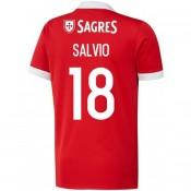Maillot Benfica SALVIO 2017/2018 Domicile Pas Cher Prix