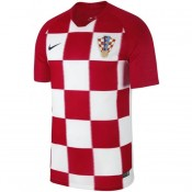 Maillot Croatie Domicile 2018/2019 Coupe Du Monde Remise prix