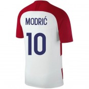 Maillot Croatie MODRIC Domicile 2018/2019 Coupe Du Monde Original