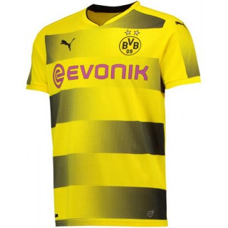 Maillot Dortmund BVB 2017/2018 Domicile Rabais