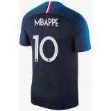 Maillot Equipe de France Enfant MBAPPE Domicile 2018/2019 Coupe du Monde Escompte En Lgine