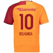 Maillot GALATASARAY BELHANDA 2017/2018 Domicile Site Officiel France