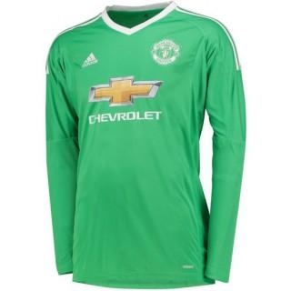 Boutique Maillot Gardien Manchester United 2017/2018 Extérieur En Ligne